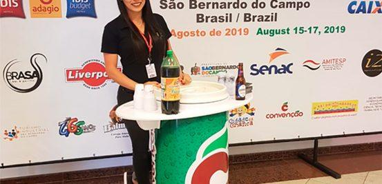 3º Congresso Brasileiro de Turismo Industrial – São Bernardo do Campo