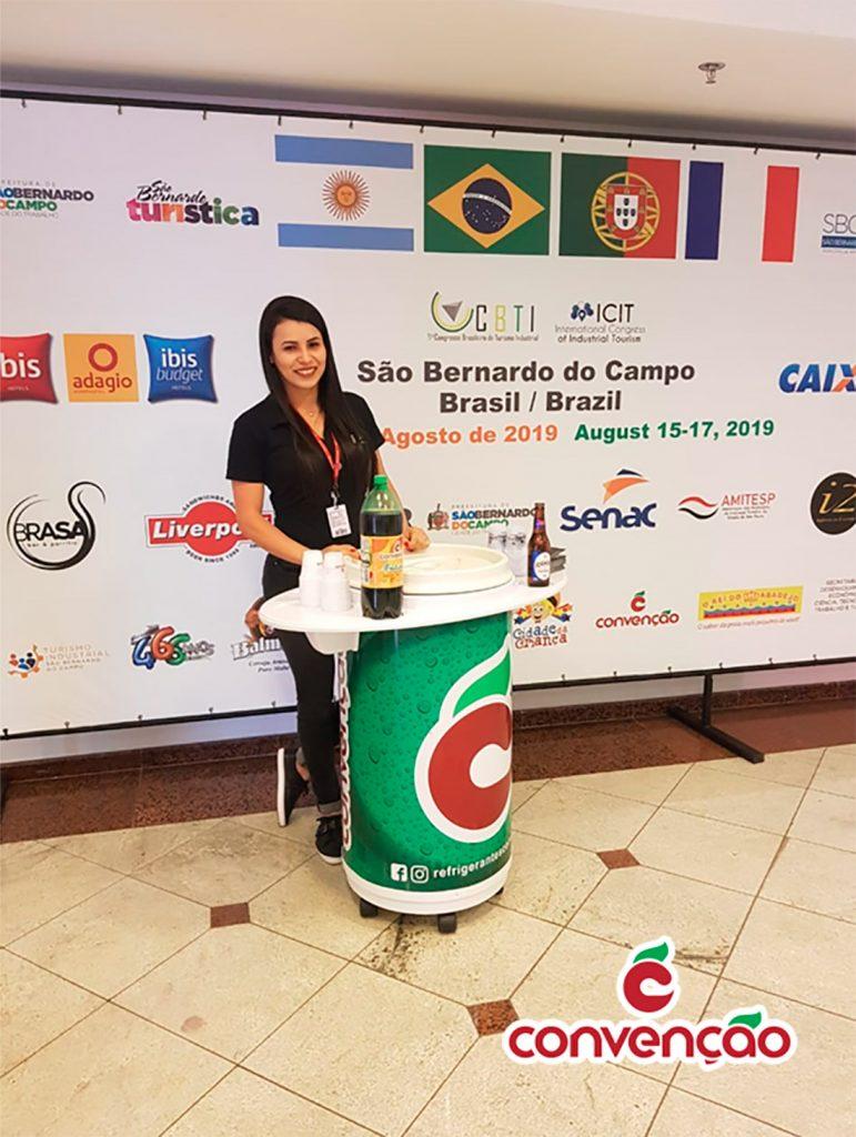 3º Congresso Brasileiro de Turismo Industrial – São Bernardo do Campo 1