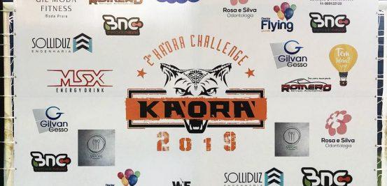 2ª KA ORA CHALLENGE