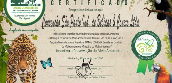 Responsabilidade Ambiental: Selo Verde