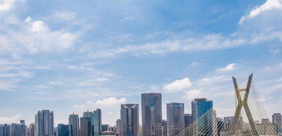A encantadora cidade de São Paulo