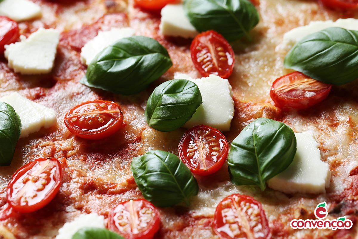 Onde surgiu a pizza? 1