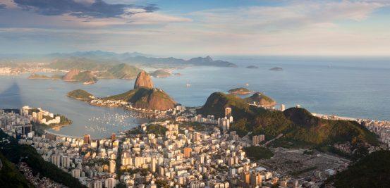 Parabéns Rio!