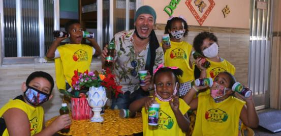 Casa de Apoio à crianças com câncer São Vicente de Paulo 3